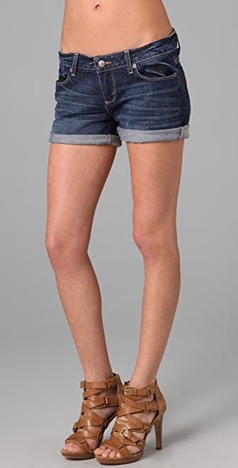Paige Denim Jimmy Jimmy Denim Shorts