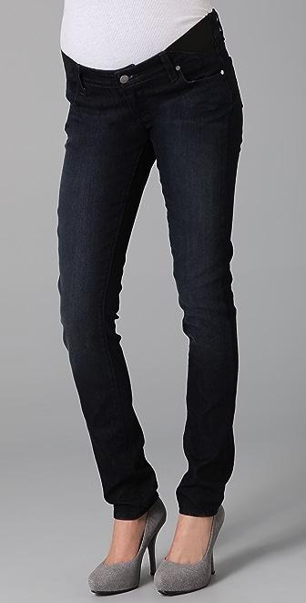 Paige Denim Union Skyline Maternity Jeans
