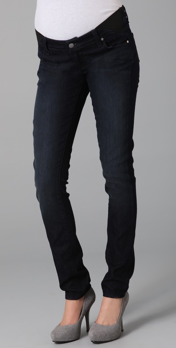 Paige Denim Union Skyline Maternity Jeans