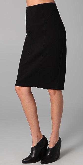 Paige Denim Durango Skirt