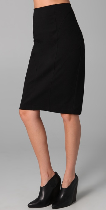 Paige Denim Durango Skirt