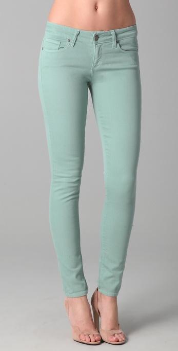 Paige Denim Verdugo Skinny Jeans