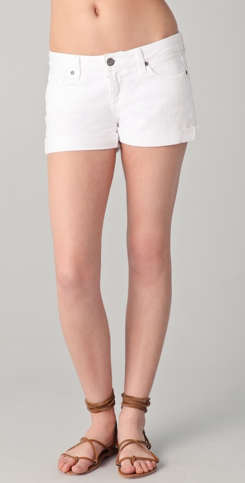 Paige Denim Jimmy Jimmy Boyfriend Shorts