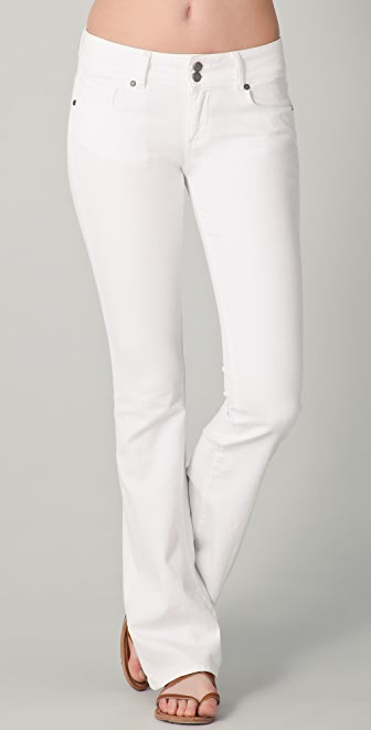 Paige Denim Hidden Hills Boot Cut Jeans
