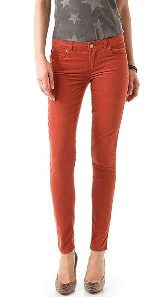 Paige Denim Verdugo Ultra Skinny Corduroy Pants