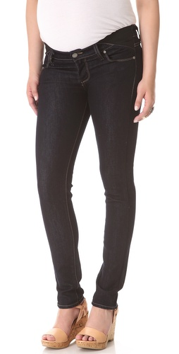 Paige Denim Maternity Union Legging Jeans