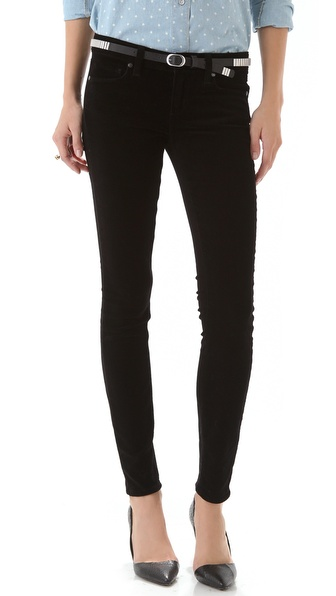 Paige Denim Verdugo Ultra Skinny Velvet Pants