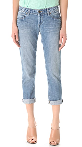 Paige Denim James Cropped Jeans