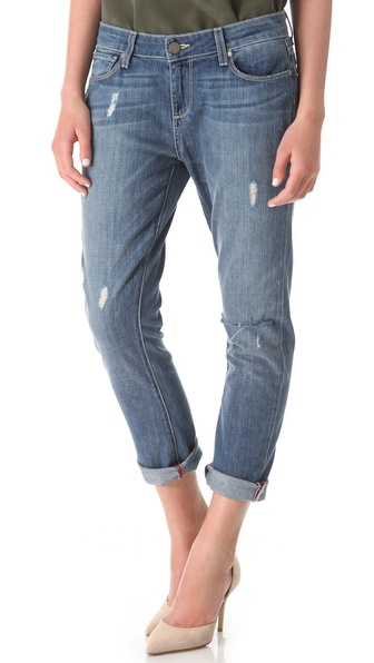 Paige Denim Lydia Skinny Jeans