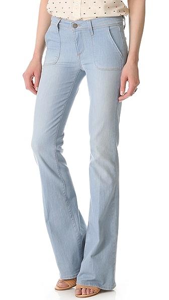 Paige Denim Charlie Flare Jeans