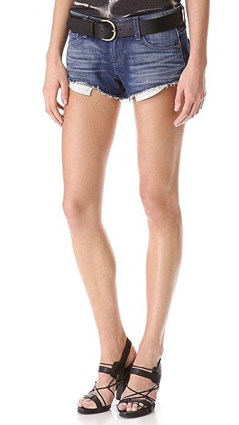 Paige Denim Echo Park Cutoff Shorts