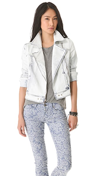 Paige Denim Brooklyn Jacket