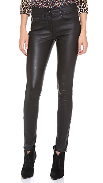 Paige Denim Daphne Leather Pants