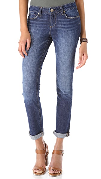 Paige Denim Kelsi Straight Leg Jeans
