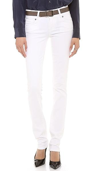 Paige Denim Hidden Hills Straight Jeans