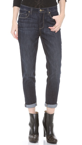 Paige Denim Callie High Rise Boyfriend Jeans