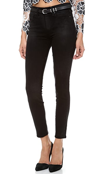 Paige Denim Hoxton Ankle Skinny Jeans