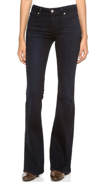 Paige Denim High Rise Bell Canyon Jeans