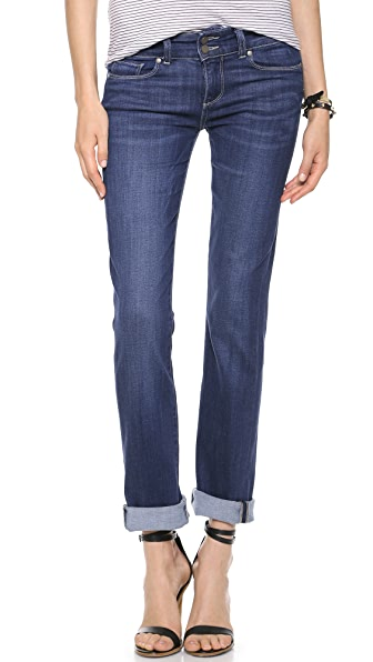 Paige Denim Hidden Hills Straight Jeans