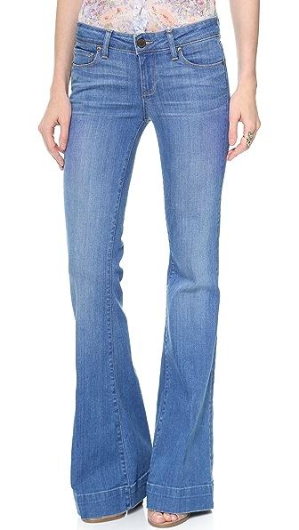 Paige Denim Fiona Flare Jeans