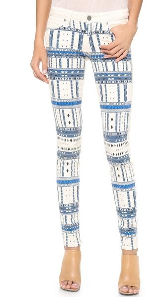 Paige Denim Emily Ultra Skinny Jeans