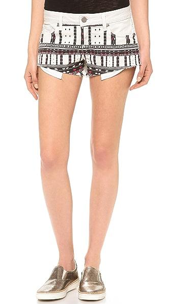 Paige Denim Echo Park Shorts