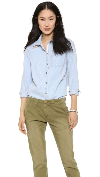 Paige Denim Eden Shirt