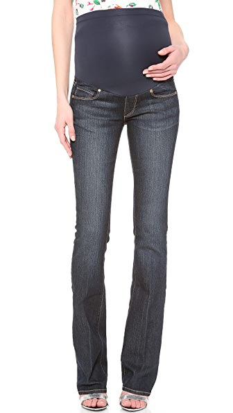 Paige Denim Skyline Bootcut Panel Maternity Jean