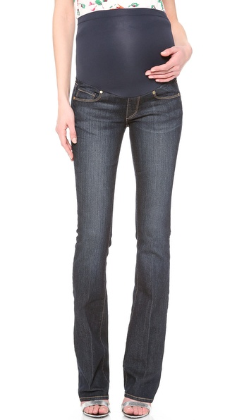 Paige Denim Skyline Boot Cut Maternity Jeans