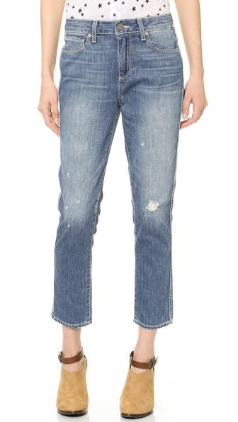 Paige Denim Callie High Rise Boyfriend Jeans