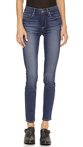 Paige Denim Transcend Hoxton Ultra Skinny Jeans