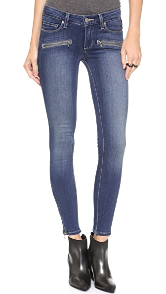 Paige Denim Jane Zip Jeans
