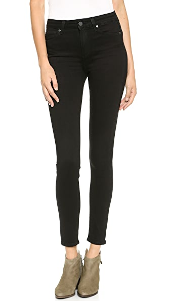 Paige Denim Transcend Margot High Rise Ultra Skinny Jeans