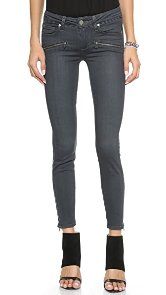 Paige Denim Jane Zip Ultra Skinny Jeans
