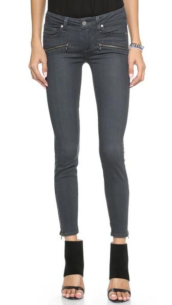 Paige Denim Jane Zip Ultra Skinny Jeans