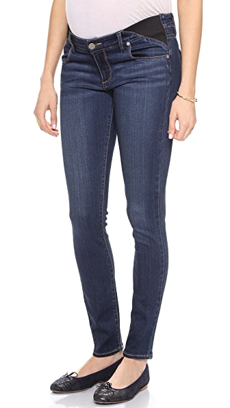 Paige Denim Transcend Verdugo Ultra Skinny Maternity Jeans