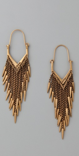 A Peace Treaty Dhoba Earrings