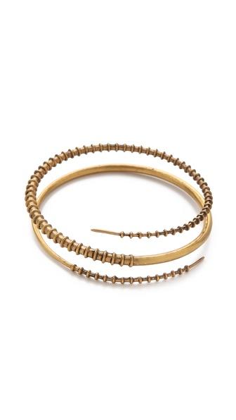 A Peace Treaty Sabra Coil Bracelet