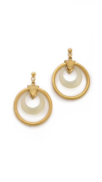 A Peace Treaty Badia Earrings