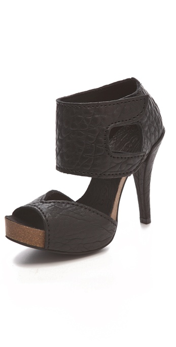 Pedro Garcia Chandra High Heel Booties