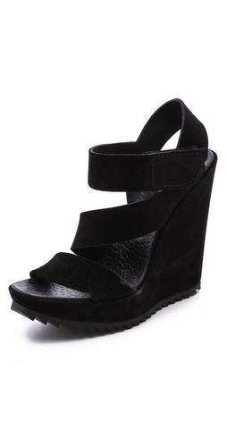 Pedro Garcia Veronica Wedge Sandals