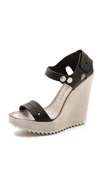 Pedro Garcia Viviana Wedge Sandals