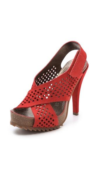 Pedro Garcia Caitlyn Platform Sandals