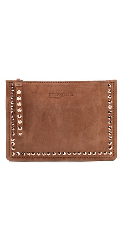 Pedro Garcia Crystal Studded Wristlet at Shopbop / East Dane