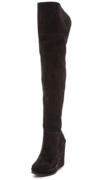 Pedro Garcia Vanne Over The Knee Boots