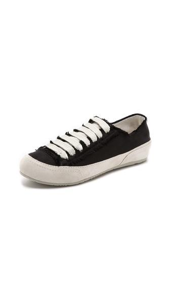 Pedro Garcia Parson Sneakers - Black