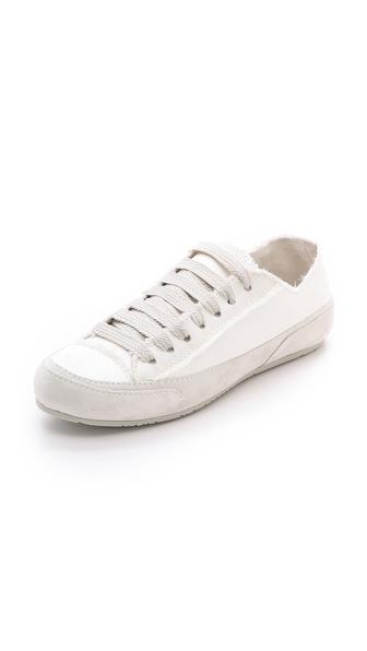 Pedro Garcia Parson Sneakers - Ivory