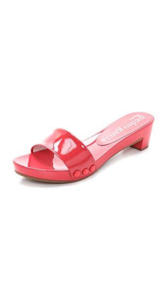 Pedro Garcia Nancy Slide Clog Sandals - Punch