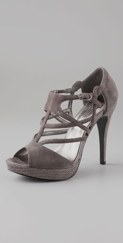 Pelle Moda Jaron Platform Sandals