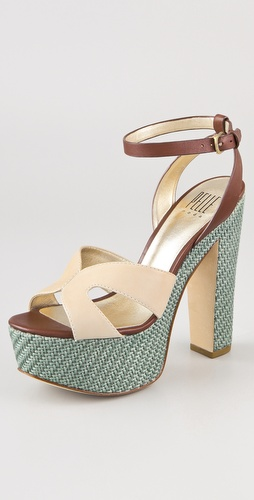 Pelle Moda Truman Platform Sandals